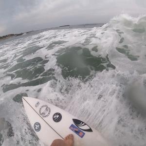 【日本海サーフィン】秋です!波あるシーズン!楽しいサーフィン!