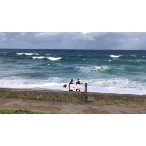 【日本海サーフィン】アフターサーフは!ボリューム満点!おさむ食堂!