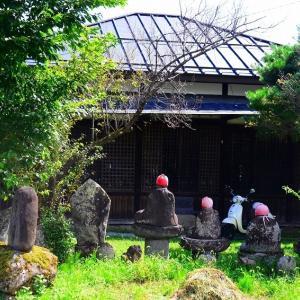 諏訪百番観世音霊場 中二十三番 「千体仏堂(千躰閣地蔵堂)」