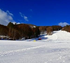 入笠山トレッキング 冬