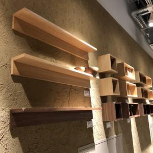 【超狭小住宅】無印良品銀座店へ壁に付けられる家具を見に行ってきました。
