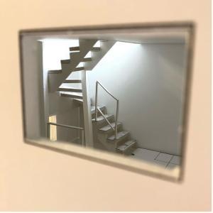 超狭小7坪ハウス最終図面の住宅模型