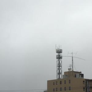 あの無線アンテナはどれ程稼働したかな?
