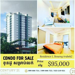 Condo L Boueng Trabek2 for SALE