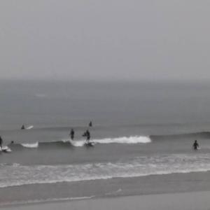 おはようございます!4月20日9時現在の湘南・江の島~鵠沼海岸の波情報をお伝え致します。天...