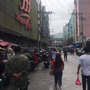 フィリピンでトランシーバー探し