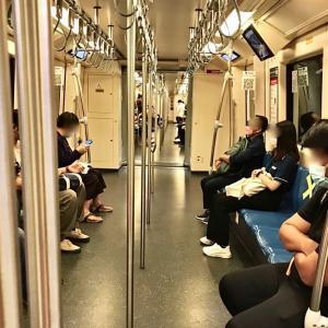バンコクの地下鉄