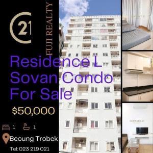 Residence L Sovan  Condominium for sale urgent