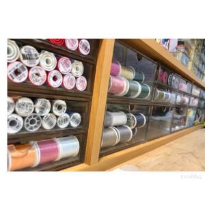 色々な糸の保管場所★今年は「母の月」。
