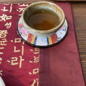 秋の韓茶会 @名古屋・春日井