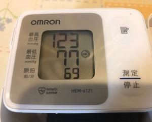 今日も血圧絶好調!!