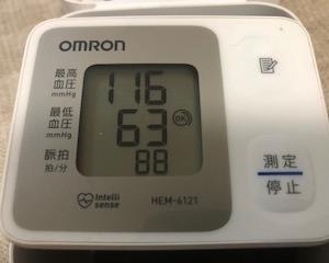 家族のためにも健康でいなくっちゃ!!毎日の血圧測定は必須条件