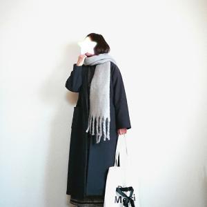 すっきり見えのロングタイトスカート