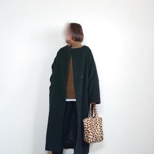 昨年から狙っていた憧れのコート☆