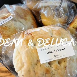 *DEAN&DELUCA*美味しくてほっぺが落ちたあんパン*
