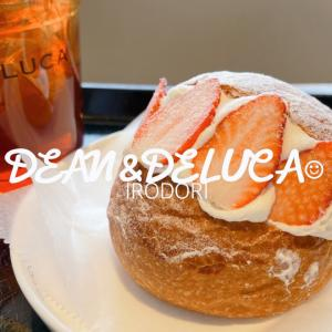 *DEAN&DELUCA*美味しい♡甘酸っぱい苺がアクセントのマリトッツォ*