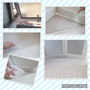浴室☆ドアサッシや窓サッシ