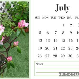 7月のお題一覧☆おうちの美化委員