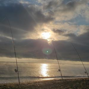 2日目~3日目の鮭釣り