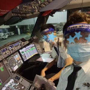 最近の飛行事情✈️