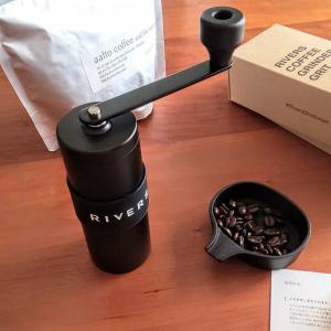 コーヒーグラインダー。
