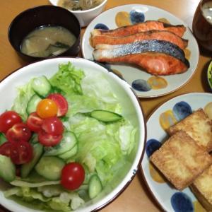 さっぱり和食の☆夜ご飯