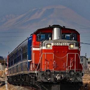 DD51八高線訓練 「浅間山」