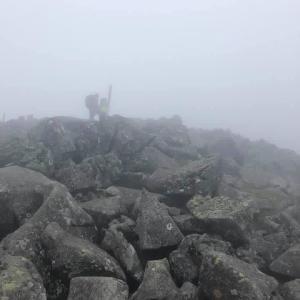 2020.8 蓼科山に登りました