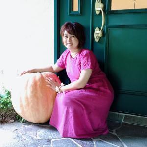 かぼちゃ ハロウィンの準備をぼちぼち