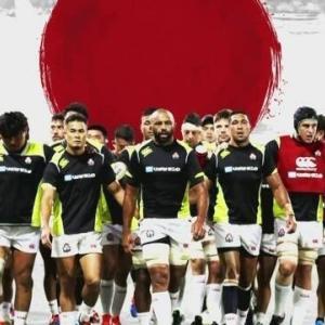 日本ラグビー観戦‼️