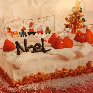 クリスマスケーキ☆2019
