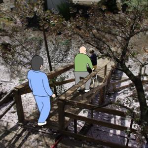 「番外」桜の秘密基地の今