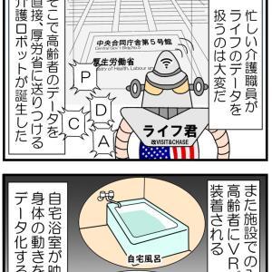 科学的介護情報ロボット