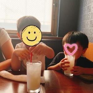 【家族同士の飲み会ー^_^】