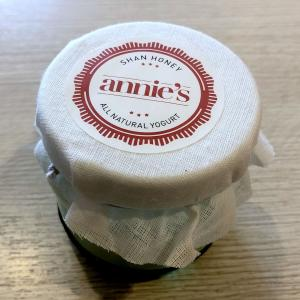 SHAN HONEY「annie's」が美味だった