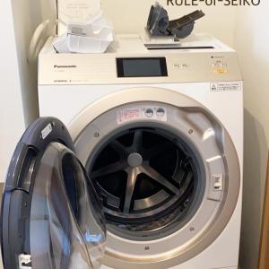 日々の掃除〜毎日使う洗濯機は開けてキレイに!〜