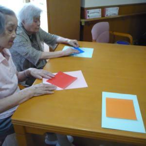 折り紙カレンダー