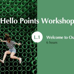 Points of You®︎Level.1「Hello Points Workshop」開催
