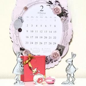 Valentine Promise & 【♪She...♪】