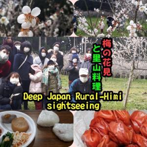 裏ディープ氷見観光in稲積編 Deep Japan Rural-Himi sightseeing in inazumi edition