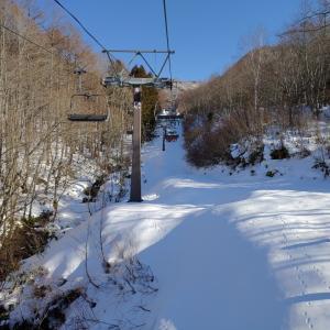 宝台樹スキー場/群馬県2020.1.26~27
