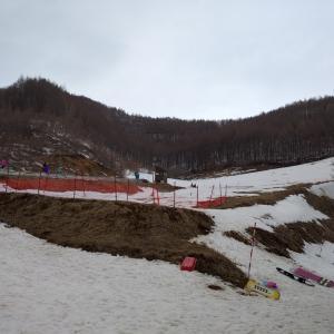 オグナほたか/待望の雪2020.2.22〜23二日間のゲレンデ比較