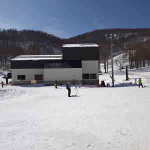 オグナほたかスキー場の2月29日