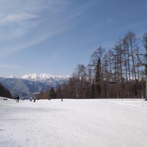 宝台樹スキー場3月7〜8日その1