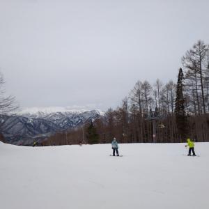 宝台樹スキー場3月7〜8日その2