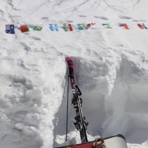 宝台樹スキー場3月20日21日