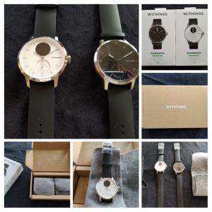 Withings Scan Watch/黒だけの特典