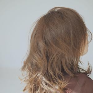 ☆染める前の髪色もけっこう好き☆