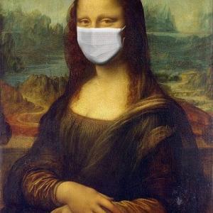 フランスのマスク不要論一転