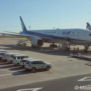 機内はガラガラ、再ロックダウンのパリへ